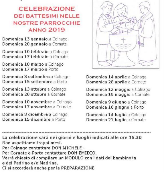 Calendario Maggio Giugno Luglio 2019.Calendario Sacramentii Comunitapastoralecornate